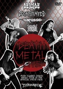 Death Metal Live