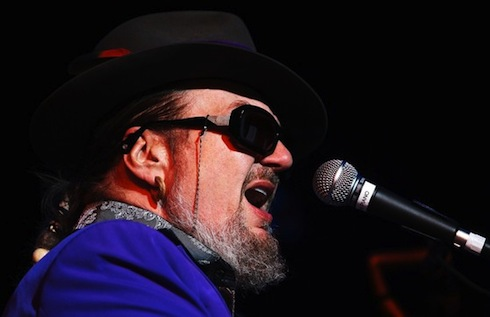 Dr. John - Rock and roll hall of fame 2011