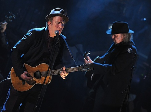 Tom Waits - Rock and roll hall of fame 2011