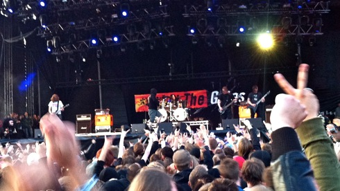 At The Gates - Metaltown 2011