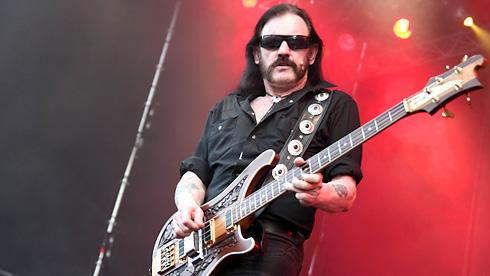 Lemmy - Metaltown 2006, fotograf Mats Fred