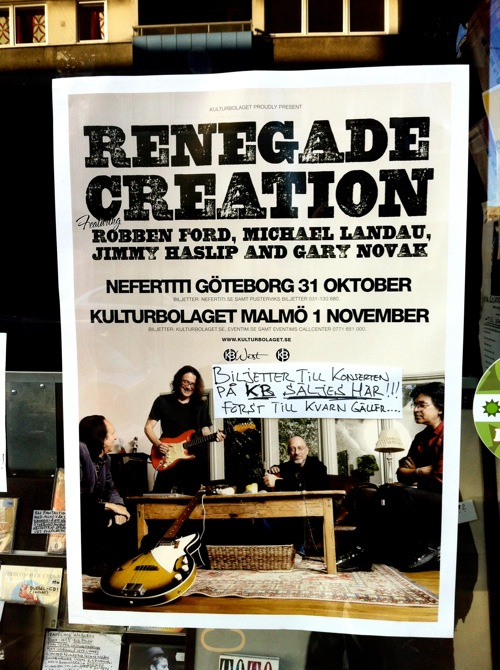 Renegade Creation poster