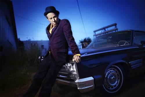 Tom Waits, fotograf Jesse Dylan