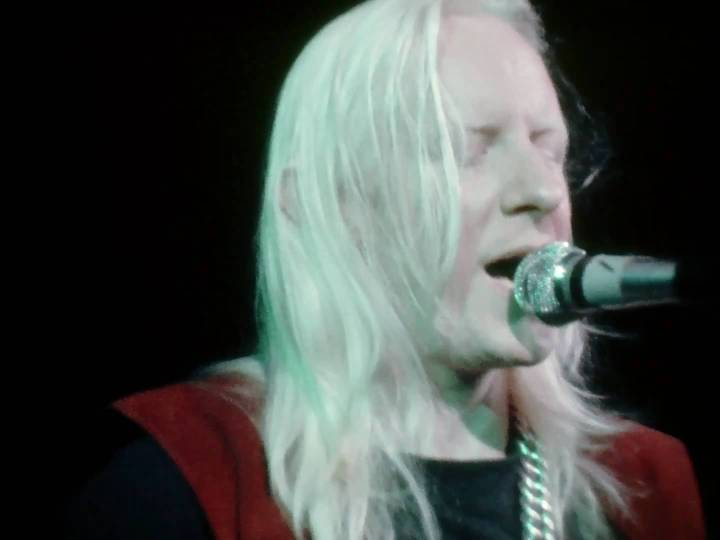 JOHNNY WINTER – Mean Town Blues (Live At Woodstock '69)