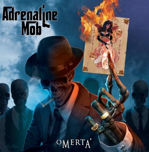 "Adrenaline Mob - ""Omertá"""