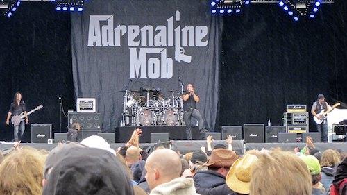 Adrenaline Mob, Sweden Rock Festival 2012