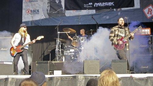 COLOSSUS, Sweden Rock Festival 2012