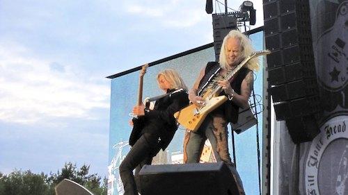 Lynyrd Skynyrd, Sweden Rock Festival 2012