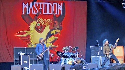 Mastodon, Sweden Rock Festival 2012