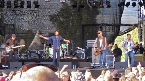 Nationalteatern, Sweden Rock Festival 2012