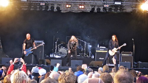 Pentagram, Sweden Rock Festival 2012