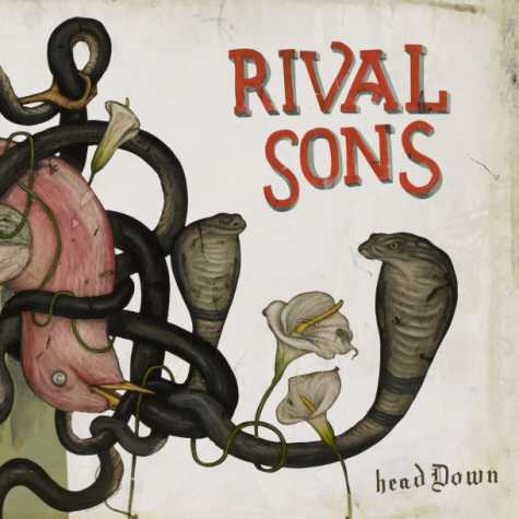 "Rival Sons - ""Head down"""