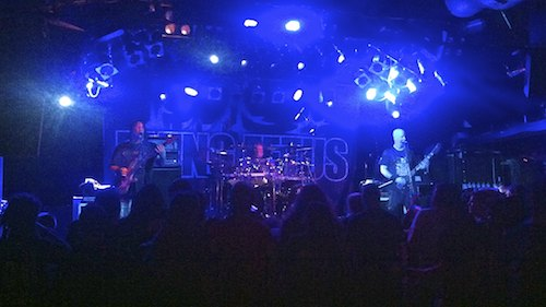 Dying Fetus - The Womb To Waste Tour, KB 2012