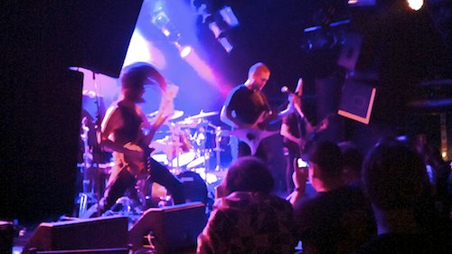 Revocation - The Womb To Waste Tour, KB 2012