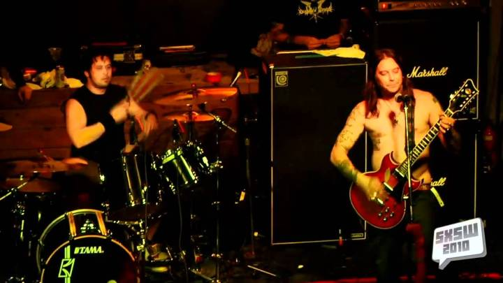 HIGH ON FIRE – Frost Hammer