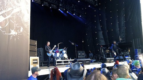 Alice In Chains, Copenhell 2013