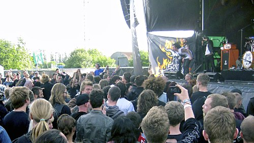 Cancer Bats, Copenhell 2013