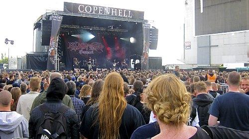 Illdisposed, Copenhell 2013