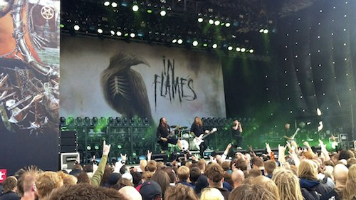 In Flames, Copenhell 2013