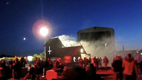 Satanic Church Copenhell 2013