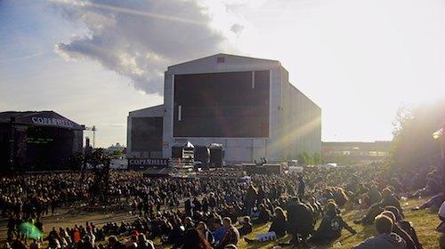 Helviti Stage Copenhell 2013