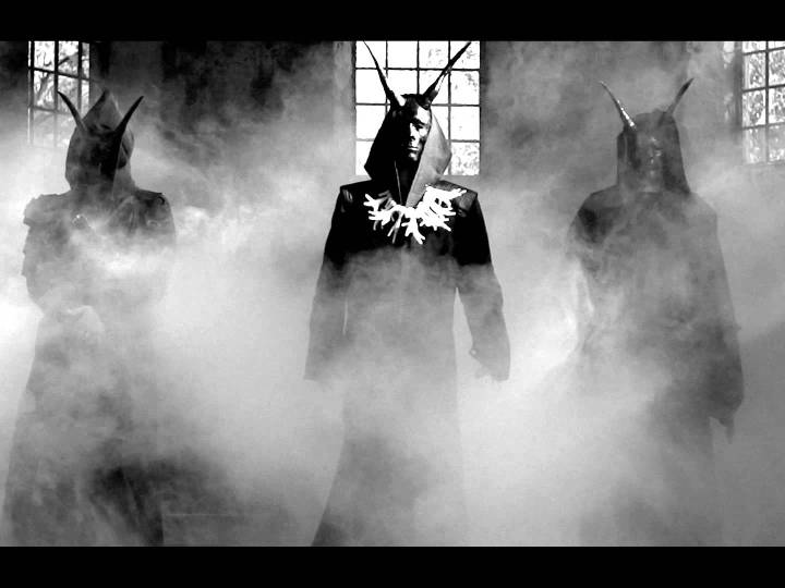 Behemoth - Blow Your Trumpets Gabriel