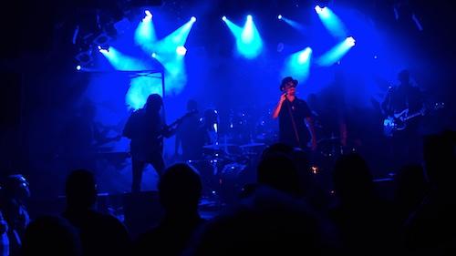 Dead Soul, 4 oktober 2014 på Kulturbolaget i Malmö