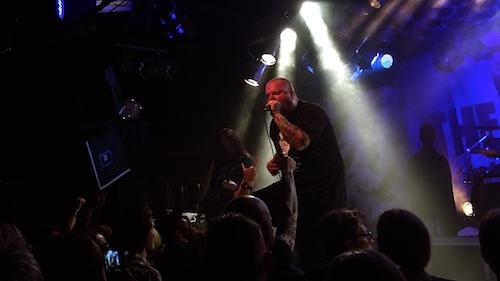 The Haunted, 4 oktober 2014 på Kulturbolaget i Malmö