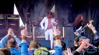 ABRAMIS BRAMA, Sweden Rock Festival 2015