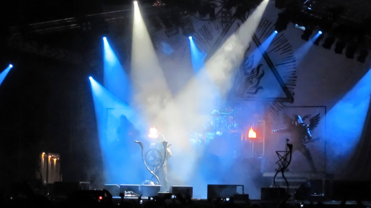 BEHEMOTH, Sweden Rock Festival 2015