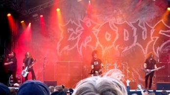 EXODUS, Sweden Rock Festival 2015