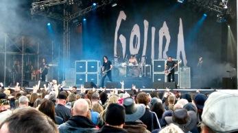 GOJIRA, Sweden Rock Festival 2015