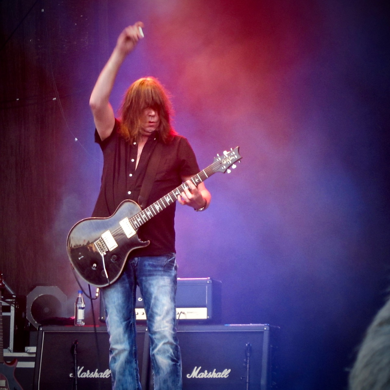 PAT TRAVERS BAND, Sweden Rock Festival 2015