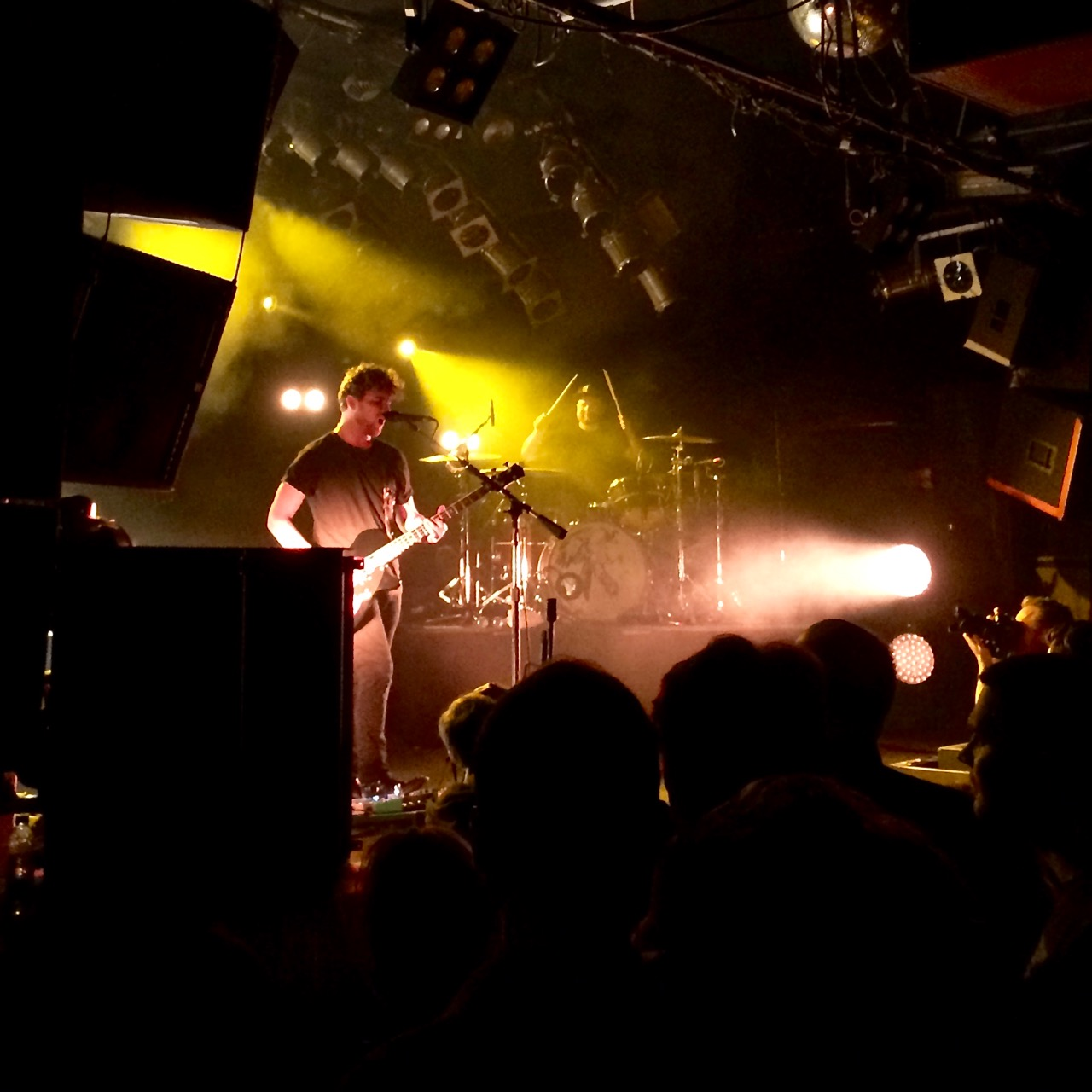 ROYAL BLOOD, KB, Malmö, 2015