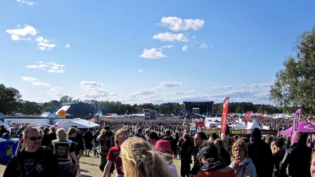 Vad man måste se på Sweden Rock Festival 2016