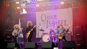 THE ORDER OF ISRAFEL, Sweden Rock Festival 2015